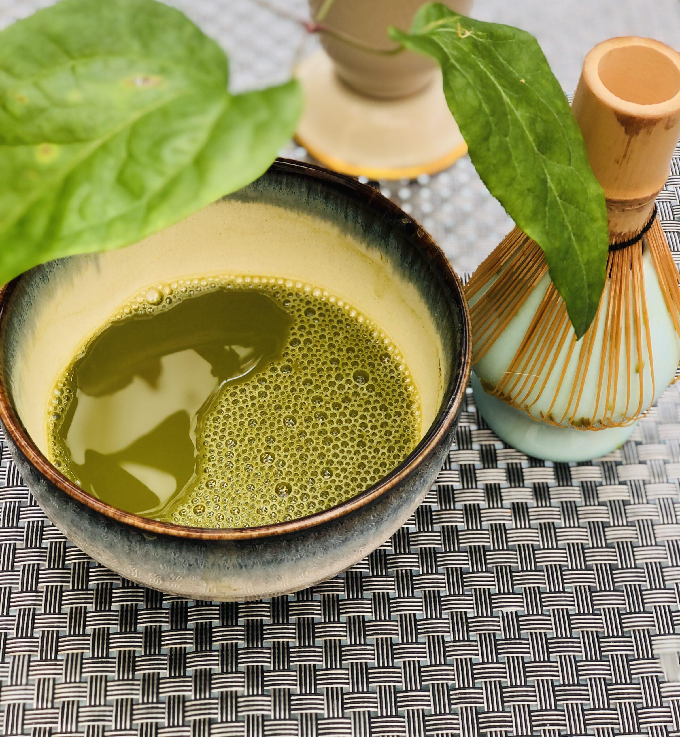 Die japanische Teezeremonie und was dahinter steckt